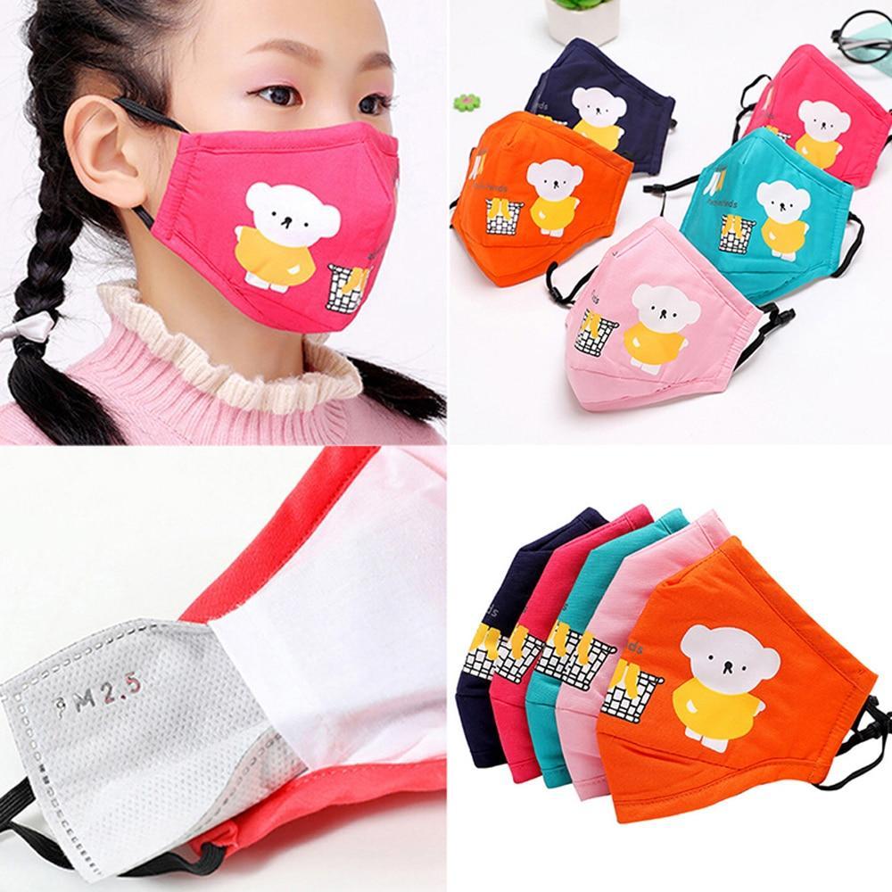 face masks for children.