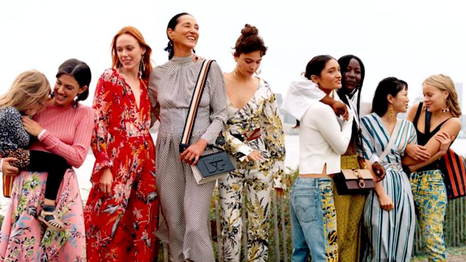diverse women campaign
