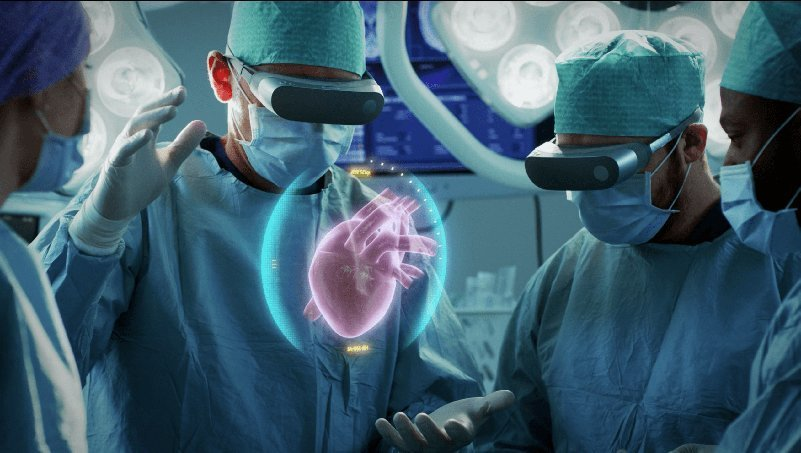 Predictions For Augmented And Virtual Reality In Healthcare Market by 2025