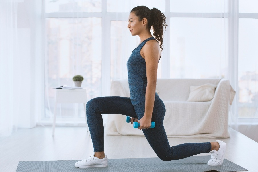 at home workout getty main